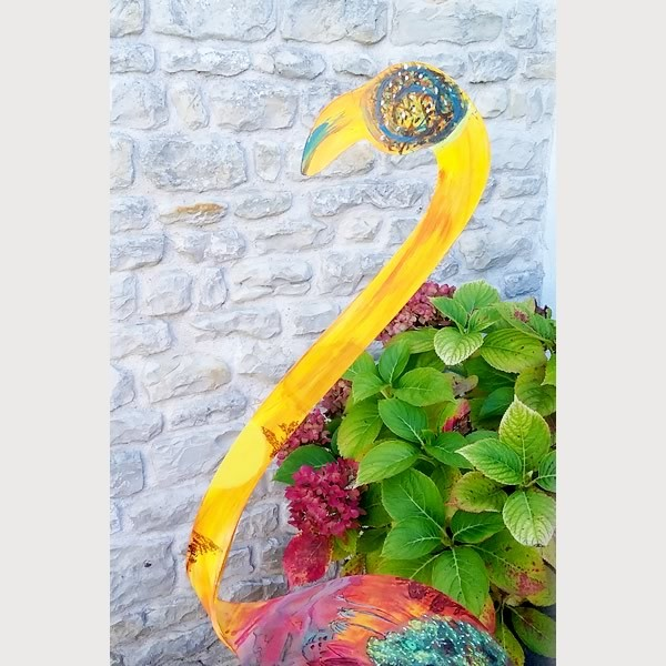 flamant rose jardin afrique d coration jardin zen d co jardin. Black Bedroom Furniture Sets. Home Design Ideas