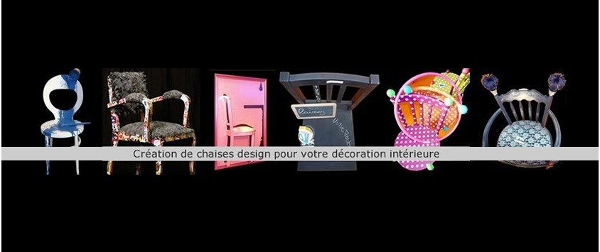Chaises insolites